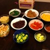 Build Your Own Burrito Bowls - When Dinner Delights