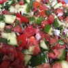 Israeli Salad and other Favorite Foods from Israel