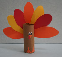 Paper Turkey Disguise Ideas For Older Kids